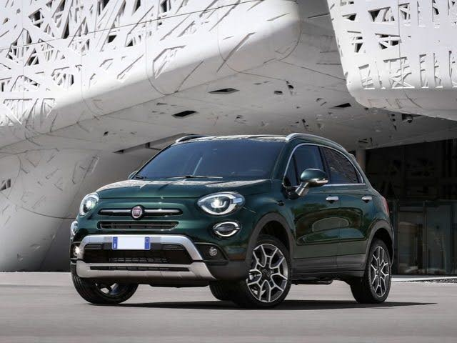 2018 Fiat 500X T3 120 CV City Cross