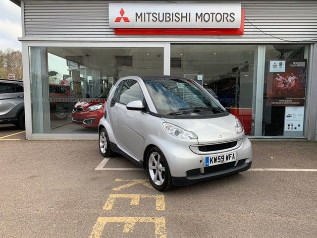 2010 Smart fortwo 1.0 Pulse (71bhp) Coupe (59 reg)