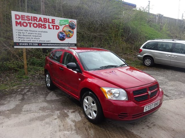 2007 Dodge Caliber 1.8 SE (07 reg)