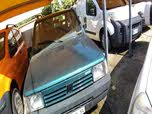 1996 Fiat Panda 1100 i.e. cat 4x4 Country Club