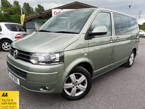 Used 2011 Volkswagen Caravelle Executive 4Motion for sale