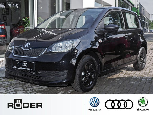 Skoda Citigo Cool Edition (EURO 6d-TEMP)