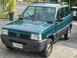 1993 Fiat Panda 1100 i.e. cat 4x4 Country Club