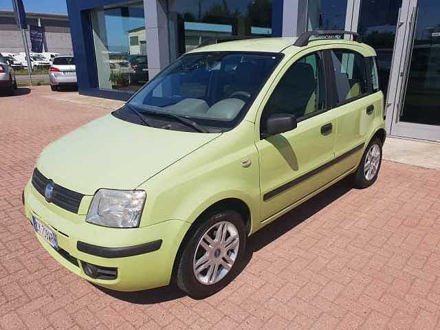2006 Fiat Panda MJT Dynamic