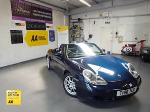 Used Porsche Boxster 25 For Sale With Photos Cargurus