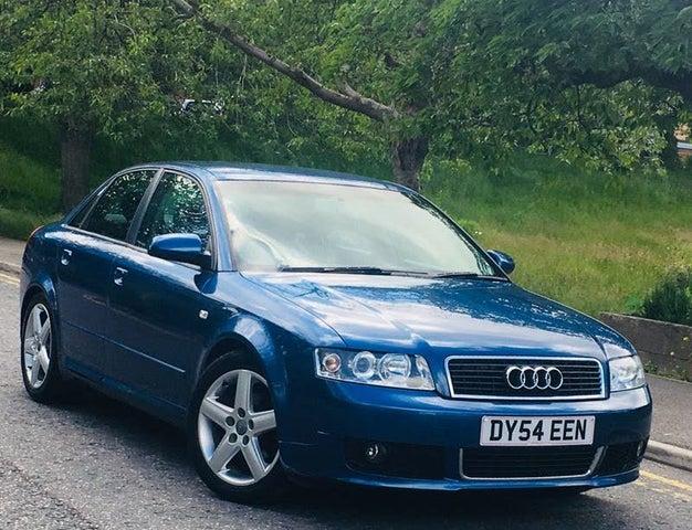 2004 Audi A4 1.9TD Sport 130 (54 reg)