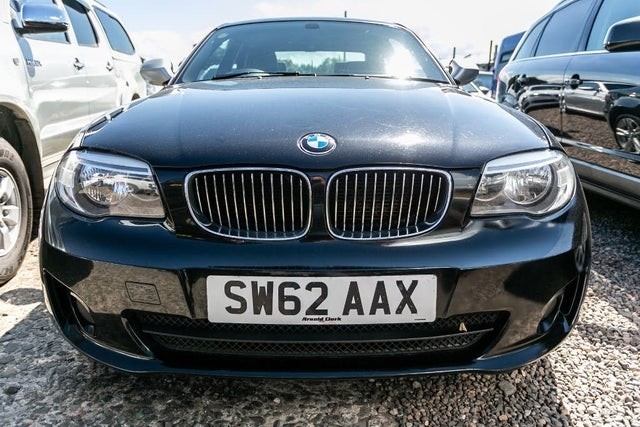 2012 BMW 1 Series 2.0TD 118d Exclusive Edition Coupe (62 reg)