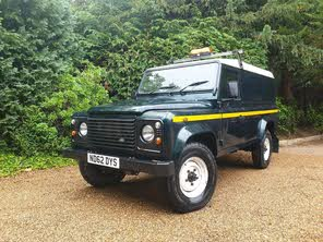 Used Land Rover 110 Defender for sale - CarGurus