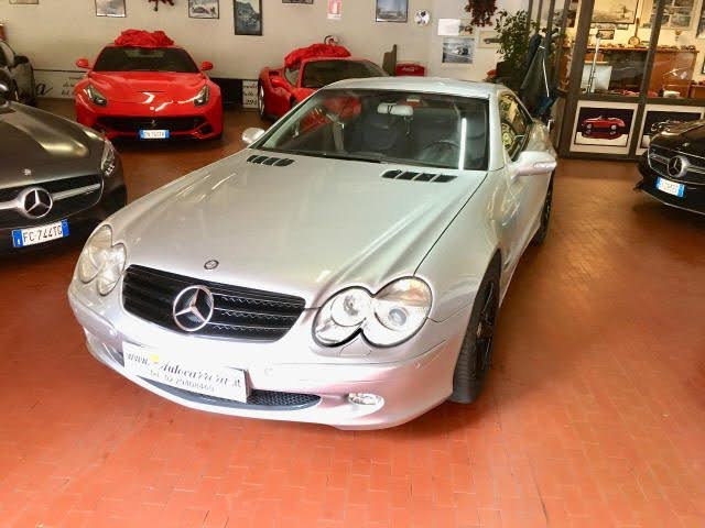 2002 Mercedes-Benz Classe SL SL 500 cat