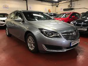 Used Vauxhall Insignia Sports Tourer for sale - CarGurus