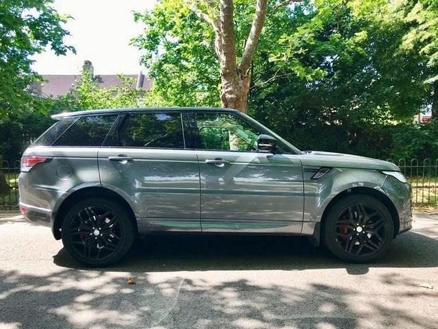 2014 Land Rover Range Rover Sport 4.4 SDV8 Autobiography Dynamic (64 reg)