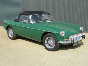 Used MG MGB GT V8 for sale - CarGurus