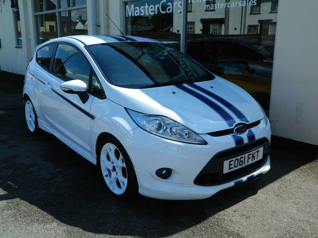 2011 Ford Fiesta 1.6 S1600 (134ps) (61 reg)