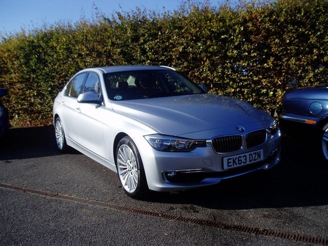 2013 BMW 3 Series 2.0 320i Luxury (184bhp) (s/s) Saloon 4d Auto (63 reg)