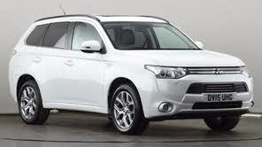 Used Mitsubishi Outlander GX4h PHEV for sale - CarGurus