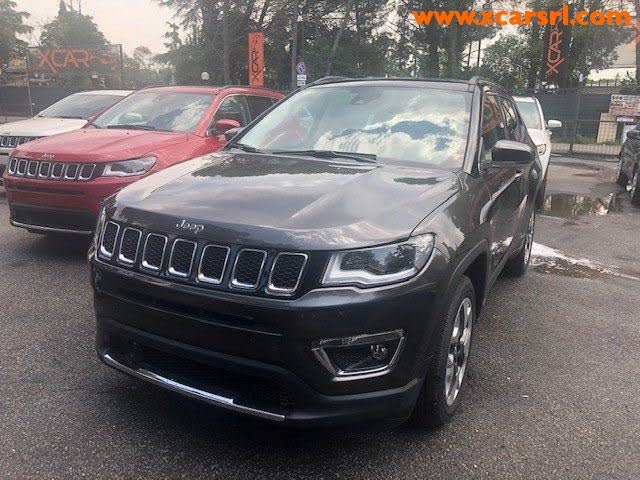 2019 Jeep Compass II 2WD Limited