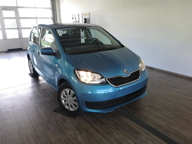 Skoda Citigo 1.0 60PS Ambition+Audio Blues+Klima+EL.FH