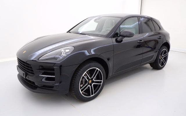 2019 Porsche Macan Turbo