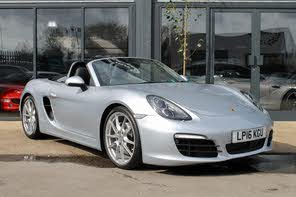 Used Porsche Boxster For Sale With Photos Cargurus