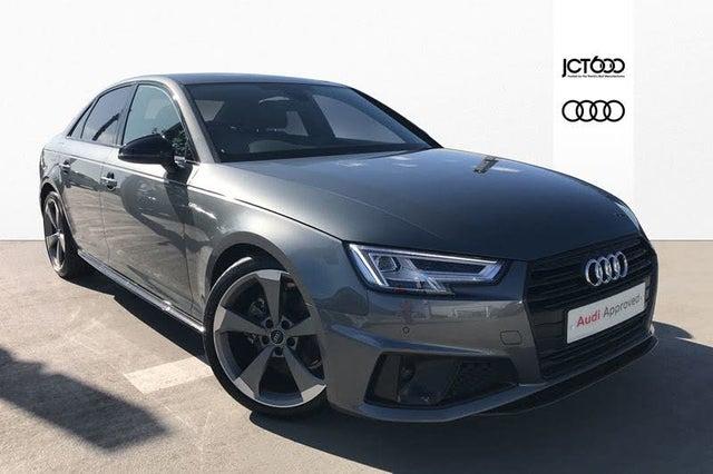 2019 Audi A4 2.0 35 TFSI Black Edition S Tronic (19 reg)