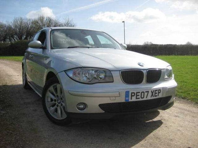 2007 BMW 1 Series 1.6 116i SE (Dynamic pk) 5d (07 reg)