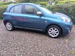 2014 Nissan Micra 1.2 Acenta (80ps) Limited Edition (14 reg)