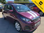 2016 Peugeot 108 1.0 Active Hatchback 5d (65 reg)
