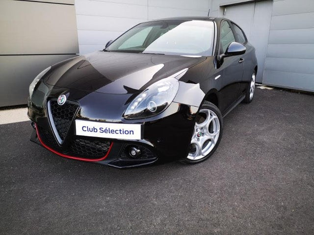 Alfa Romeo Giulietta 2019 1.6 JTDm 120 Sport Ed. S&S MY19