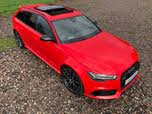 2016 Audi RS6 Avant 4.0 quattro Performance (62 reg)