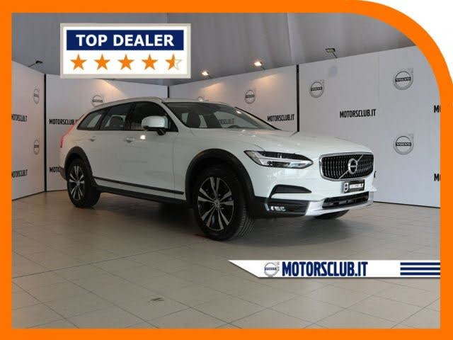 2019 Volvo V90 Cross Country D4 AWD Business Plus
