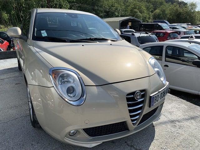 Alfa Romeo MiTo 2011 1.6 JTDm120 Distinctive S&S