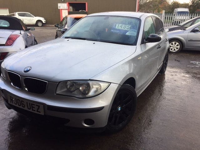 2006 BMW 1 Series 1.6 116i ES (06 reg)