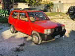 1992 Fiat Panda 750 Fire CLX