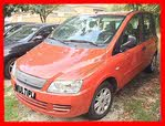 2006 Fiat Multipla Natural Power Dynamic
