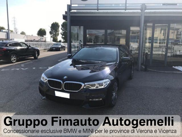 2019 BMW Serie 5 520d Touring Msport
