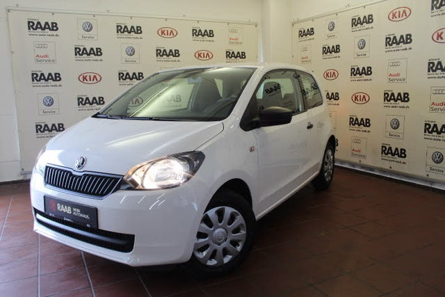 SKODA Citigo Cool Edition ACT MP44/1.0 M5F
