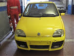 2002 Fiat Seicento 1.1i cat Sporting