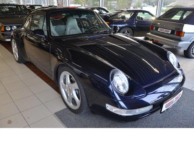 Porsche 993 Carrera 2 Coupe 6-Gang Leder Klima Temp.etc.