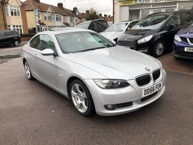 2006 BMW 3 Series 2.5 325i SE Coupe 2d auto (56 reg)