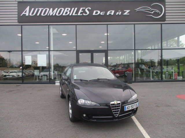 Alfa Romeo 147 2008 1.9 JTD120 Multijet Distinctive 5p
