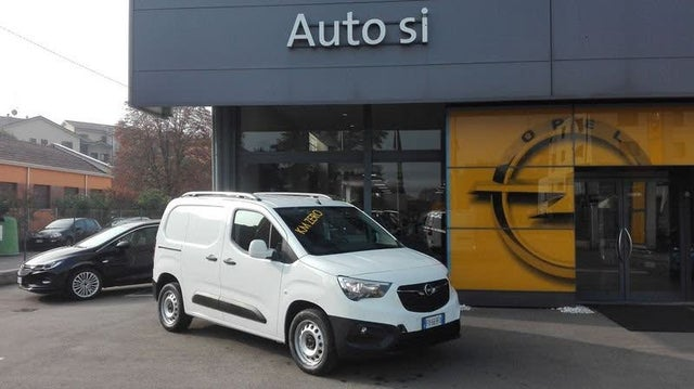 2018 Opel Combo Cargo 100CV PC 650kg Edition