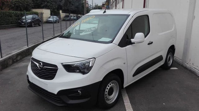 2018 Opel Combo Cargo PC 650kg Edition