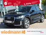 Audi Q2 sport 1.4 TFSI cod S tr., LED+HeadUp+Virtual+Alu18