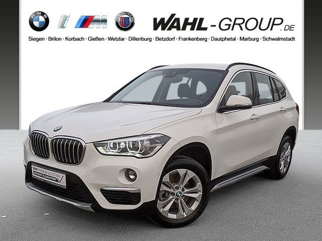 BMW X1 sDrive18i xLine Head-Up LED WLAN RFK AHK Shz