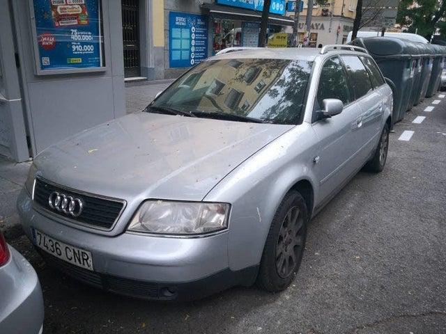 2003 Audi A6 Avant 163
