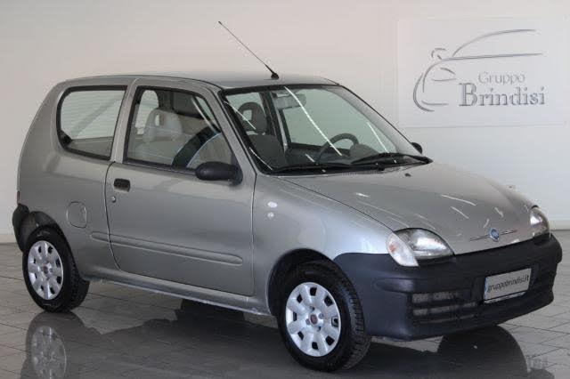 2005 Fiat Seicento 1.1i cat Active