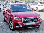 2017 Audi Q2 Sport edition Sport edition