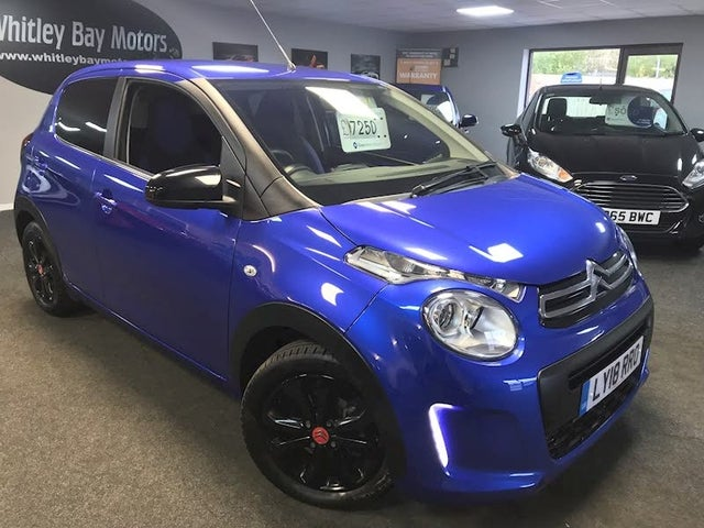 2018 Citroen C1 1.0 VTi Urban Ride (18 reg)