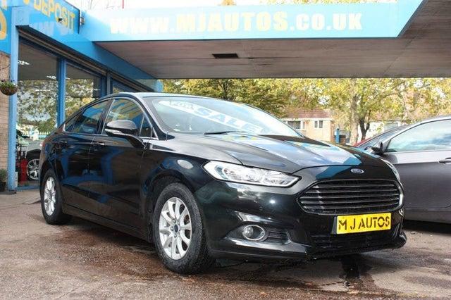 2015 Ford Mondeo 2.0TDCi Zetec ECOnetic Hatchback (15 reg)