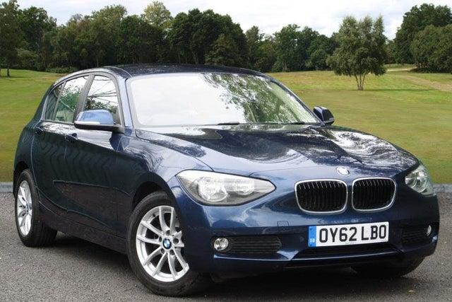 2012 BMW 1 Series 2.0TD 118d SE Hatchback 5d auto (62 reg)